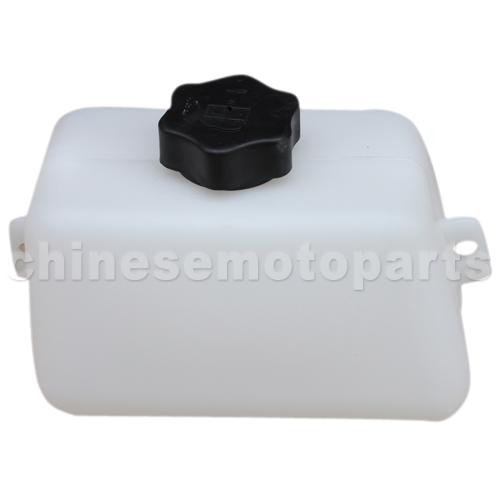 gas tank for 33cc 49cc 2 stroke mini dirt bike b020 021. Black Bedroom Furniture Sets. Home Design Ideas
