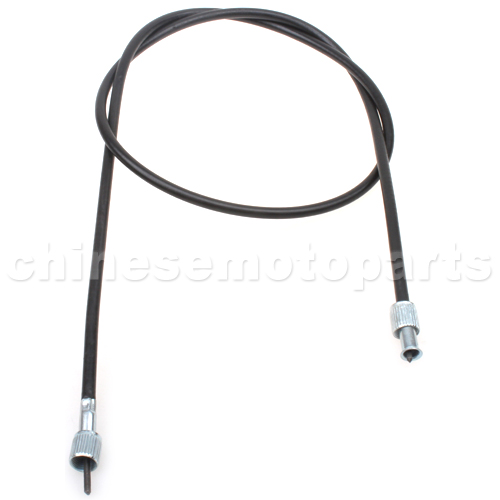 "46.46"" Speedometer Cable for 150cc-250cc ATV, Go Kart, Moped & Scooter"