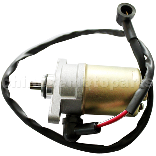 Go Carts with 139QMB GY6 Engine Mopeds Electric Starter Motor for 49CC 50CC 60CC 72CC Scooters ATVs