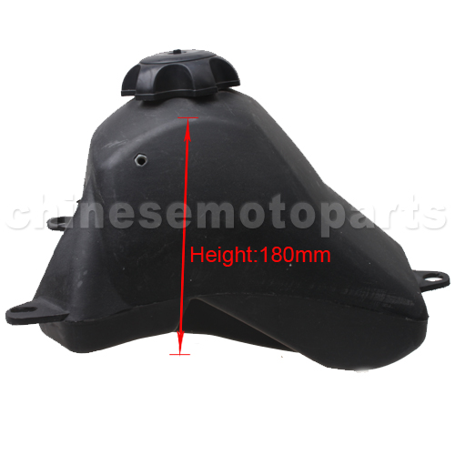 Apollo Gas Tank for 50cc-125cc Dirt Bike