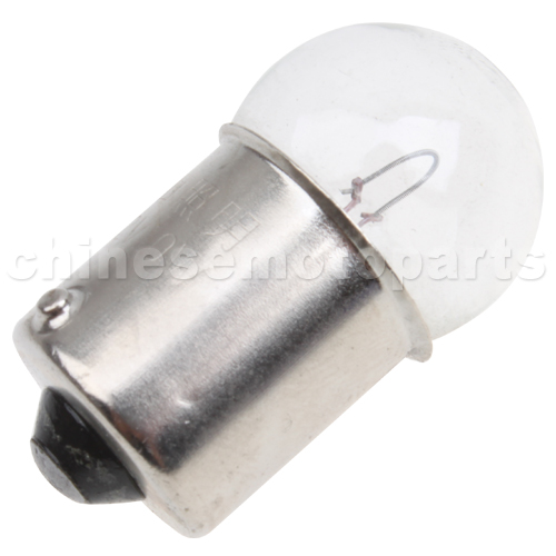 12V 10W Chinese Moped & Scooter Turn Signal Light Bulb