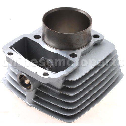 63.5mm Bore Cylinder Block for CG200cc ATV, Dirt Bike & Go Kart