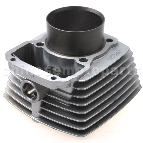 67mm Bore Cylinder Block for CG250cc ATV, Dirt Bike & Go Kart