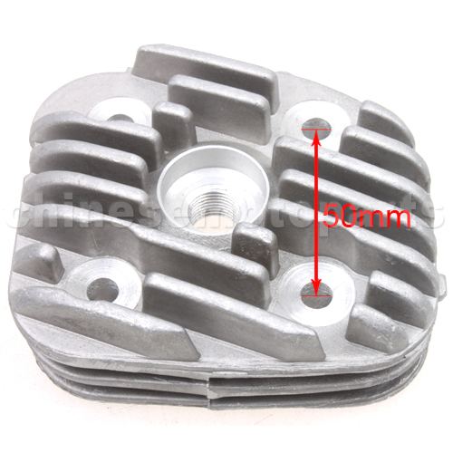 Cylinder Head Cover for 2-stroke 50cc Moped & Scooter(1pe40qmb)