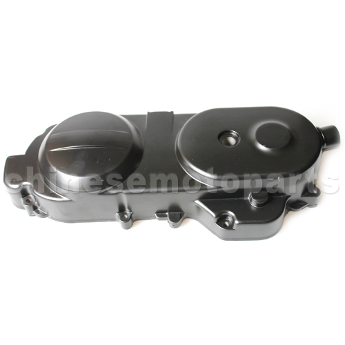 50cc GY6 Engine Chinese Moped Scooter Left Side Crankcase Cover ( Short Case )
