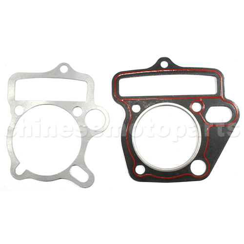 Cylinder Gasket for 125cc Dirt Bike with Lifan Brand engine(52.4mm)