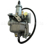 SEO_COMMON_KEYWORDS KEIHIN 27mm Hand Choke Carburetor with Acceleration Pump for 125cc ATV, Dirt Bike & Go Kart