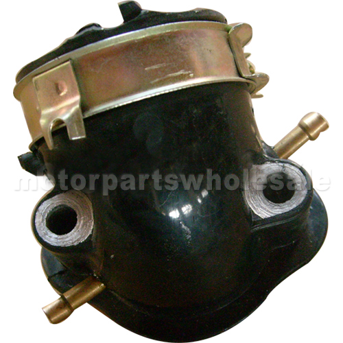 Intake Manifold Assy for GY6 150cc ATV, Go Kart, Moped & Scooter