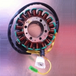 18-Coil Magneto Stator for CF250cc Water-Cooled ATV, Go Kart, Moped & Scooter