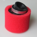 (38mm) Red Air Filter GY6-125/150 Chinese Scooter Moped ATV