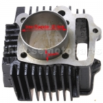 52.4mm Bore Cylinder Block for 110cc ATV, Dirt Bike & Go Kart