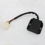 5-wire Voltage Regulator for GY6 150cc & CG 125cc-250cc ATV, Dirt Bike, Go Kart, Moped & Scooter